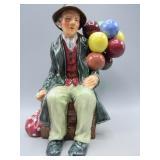 """Royal Doulton """"The Balloon Man"""" HN1954"""