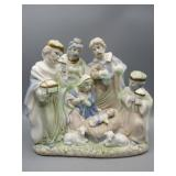 Beautiful Large Nativity Scene