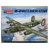 1983 Monogram B-24D  Liberator Model Kit