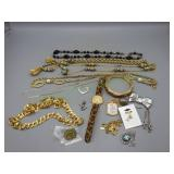Bag of Various Costume Jewelry Items #2