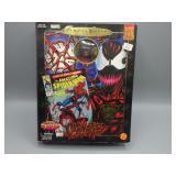 Vintage Spider-Man Carnage action figure!