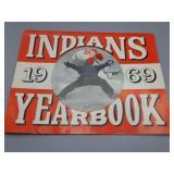 Original 1969 Cleveland Indians Yearbook!