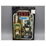 NIP! 1983 Star Wars AT-ST Driver action figure!