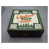 Vintage 1987 Cleveland Sports Trivia game!
