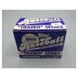 1988 Topps Traded Baseball Card Set!