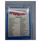 1992 Marvel Spider-Man cards complete set!