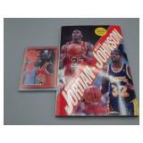 Lot of Michael Jordan items w/Rare Valentines!