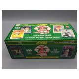 1991 Score Baseball Trading Cards complete set!