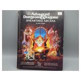 Collectible 1985 Dungeons & Dragons Handbook!