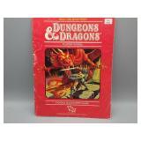 Collectible 1983 Dungeons & Dragons Handbook!