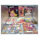 Vintage Barbie lot with Sticker Album & More!
