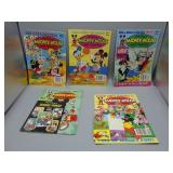 Mickey Mouse and Friends Comic Book Lot!