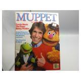 1983 Muppet Magazine w/Henry Winkler!