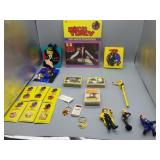 Large Dick Tracy Lot with many NOS Items!