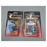 Lot of Hasbro 1985 Transformer action cards!