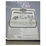1980 Star Wars (ESP) Imperial Attack Base papers