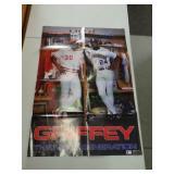 "RARE ""NEXT GENERATION"" with Griffey Sr. & Jr."