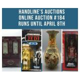 Online Collectible Auction #184 in Berea