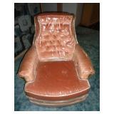 Pink Glabman Paramount Lounge Chair #1