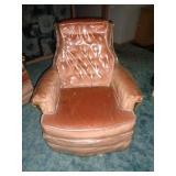 Pink Glabman Paramount Lounge Chair #2