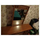 Vintage Barwick Bedroom Long Dresser