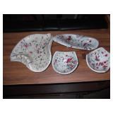 4pc Ceramic Lot