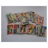 Multiple Series and Years of Batman Trading Cards