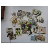 Vintage Multiple Kinds of Collector Cards