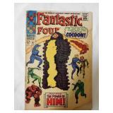 Fantastic Four issue #67