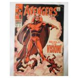The Avengers issue #57