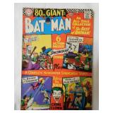 Batman issue #187 RARE 80-Page GIANT issue!