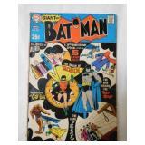 Batman issue #213 (Jul-Aug, 1969)
