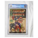 Captain America issue #100