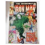 Iron Man issue #19 (November, 1969)