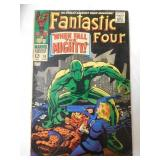 Fantastic Four issue #70 (January, 1968)