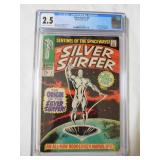 Silver Surfer issue #1 (August, 1968)
