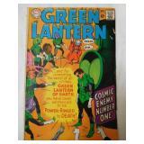 Green Lantern issue #55 (September, 1967)