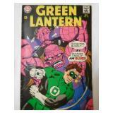 Green Lantern issue #56 (October, 1967)