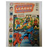 Justice League of America issue #82