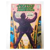 Justice League of America issue #65