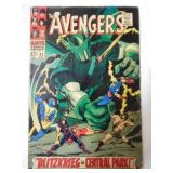 The Avengers issue #45 (October, 1967)