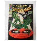 Amazing Spider-Man issue #63 (August, 1968)