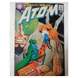 The Atom issue #33 (Oct-Nov, 1967)