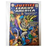 Justice League of America issue #55 (August, 1967)