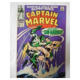 Captain Marvel issue #4 (August, 1968)
