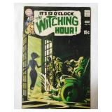 Witching Hour issue #10 (Aug-Sept, 1970)