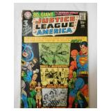 Justice League of America issue #58