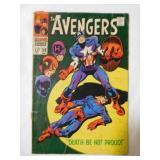 The Avengers issue #56 (September, 1968)