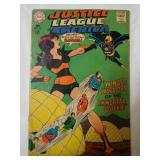Justice League of America issue #60
