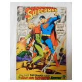 Superman issue #205 (April, 1968)